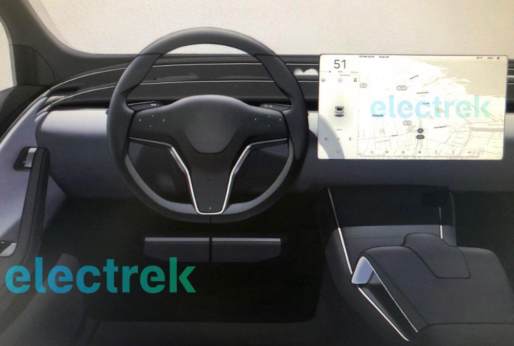 Tesla Model S X Interisuer 2019 Facelift1