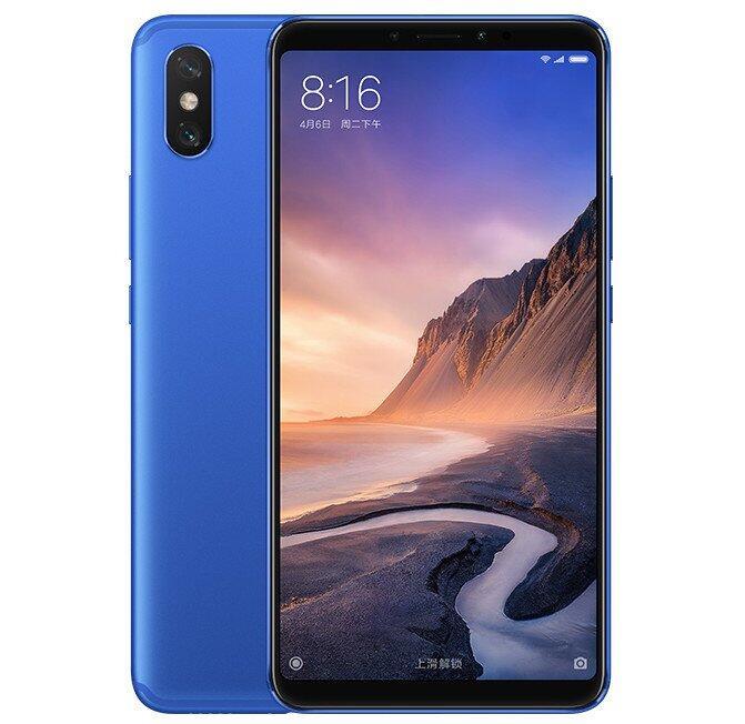 Xiaomi Mi Max 3 Blau