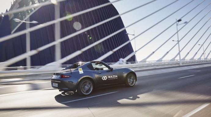 180807 Mazda Lidl Carsharing