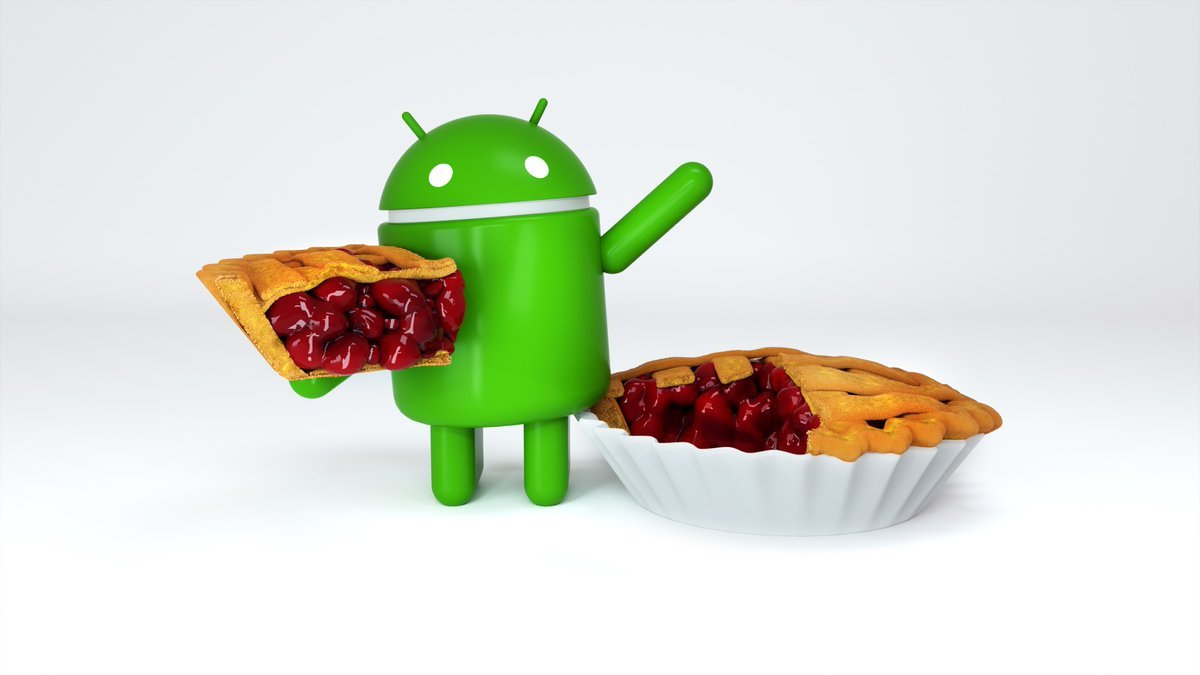 Android 9 Pie Header