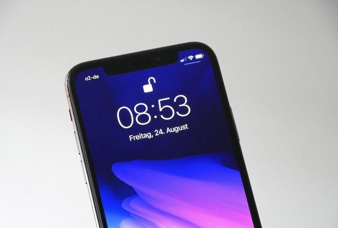Apple Iphone X Face Id Header
