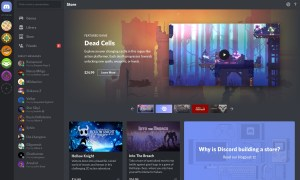 Discord Game Store