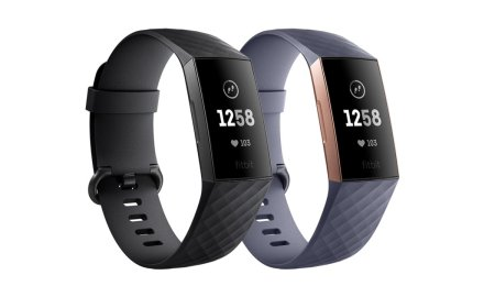 Fitbit Charge 3 Header