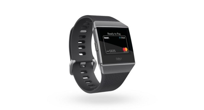 Fitbit Pay Boon