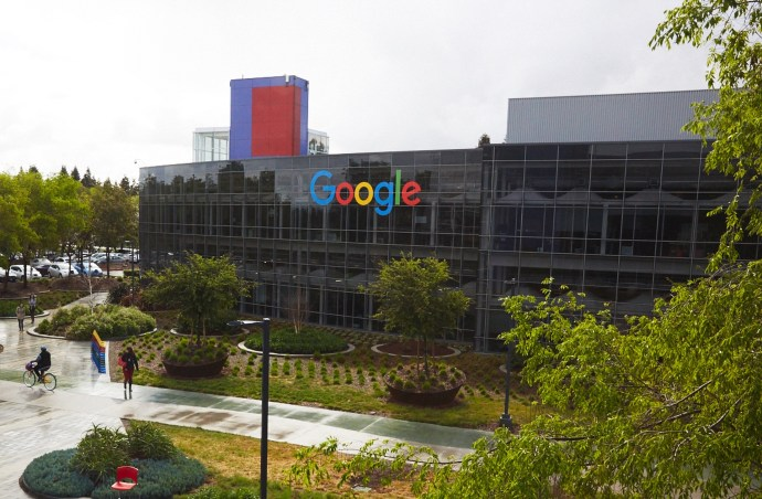 Google Googleplex Header
