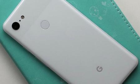 Google Pixel 3 Xl Back Header