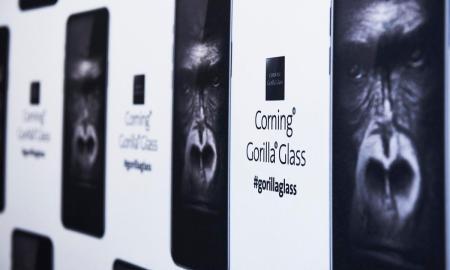 Gorilla Glas Header