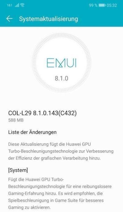Gpu Update Meldung