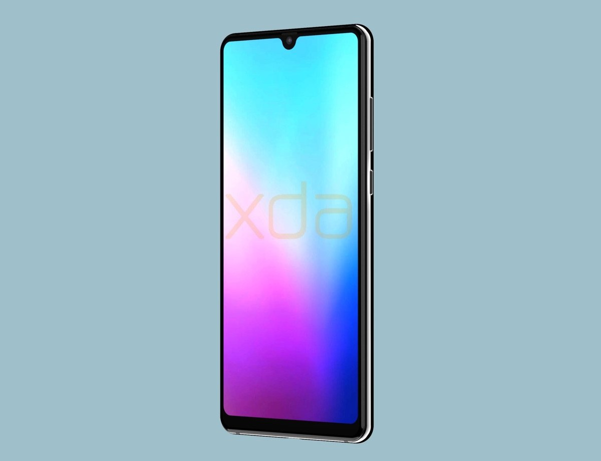 Huawei Mate 20 Render