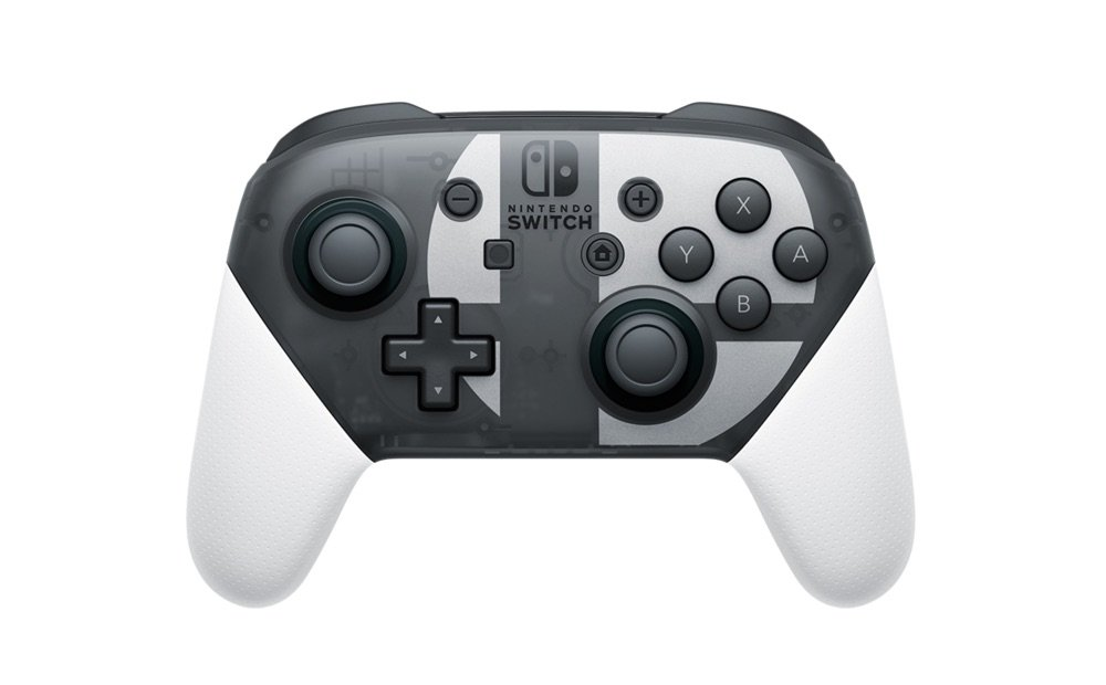 Nintendo Switch Smash Bros Pro Controller