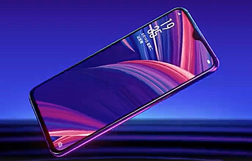 Oppo R17 Pro Front