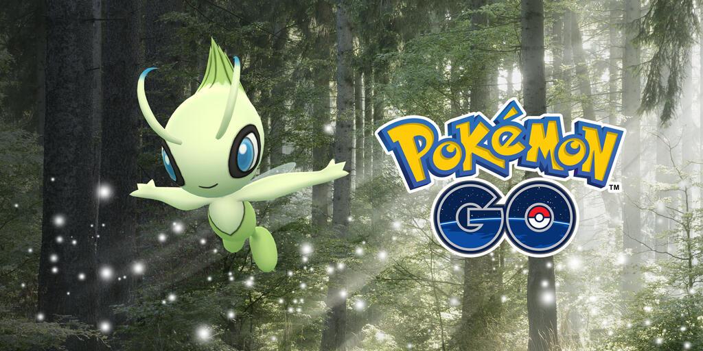 Pokemon Go Celebi