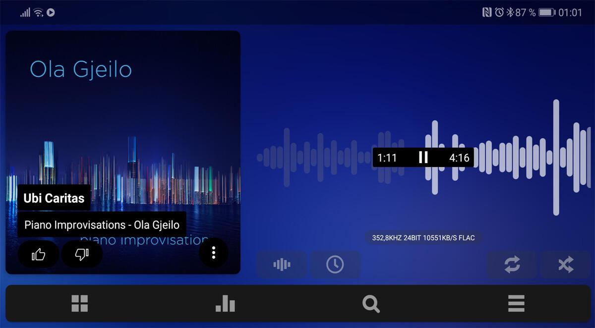 Poweramp Music Player Beta 793 veröffentlicht
