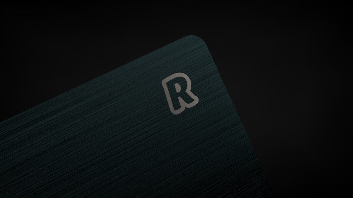 Revolut Metal Card