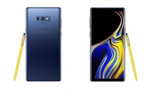 Samsung Galaxy Note 9 Blau