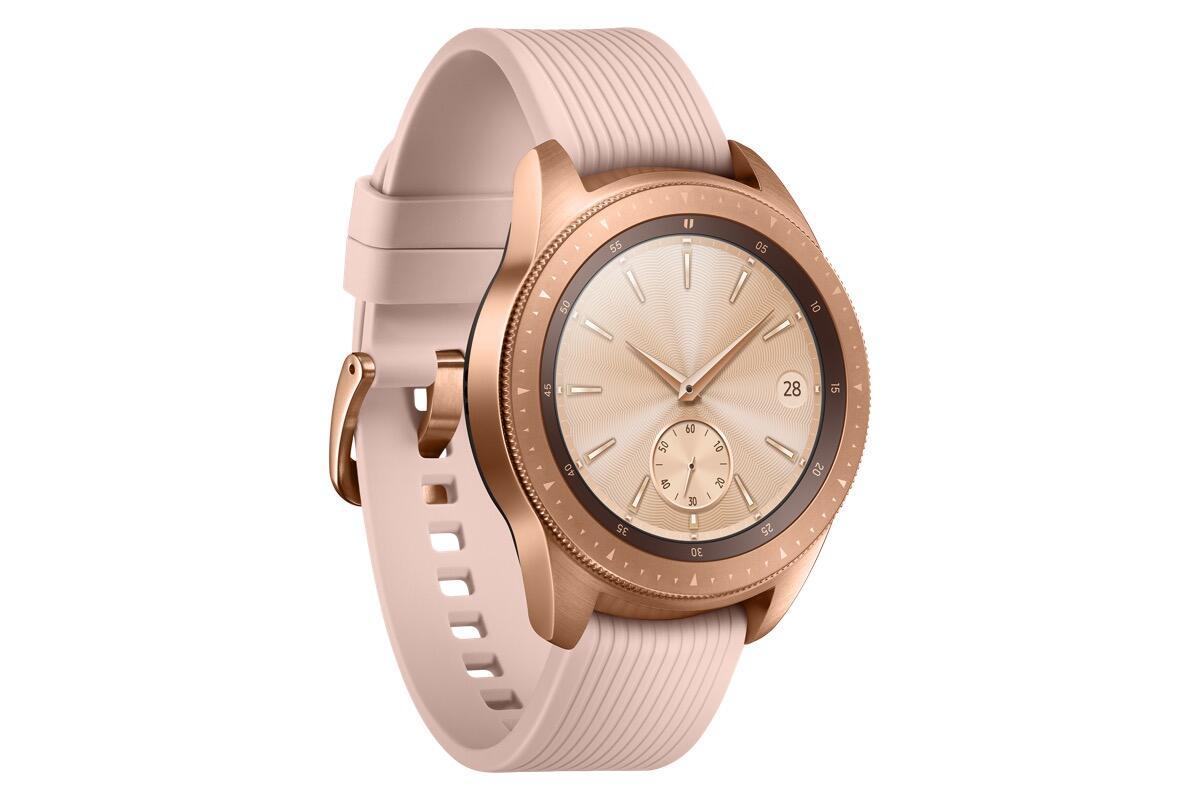 Samsung Galaxy Watch Rosa