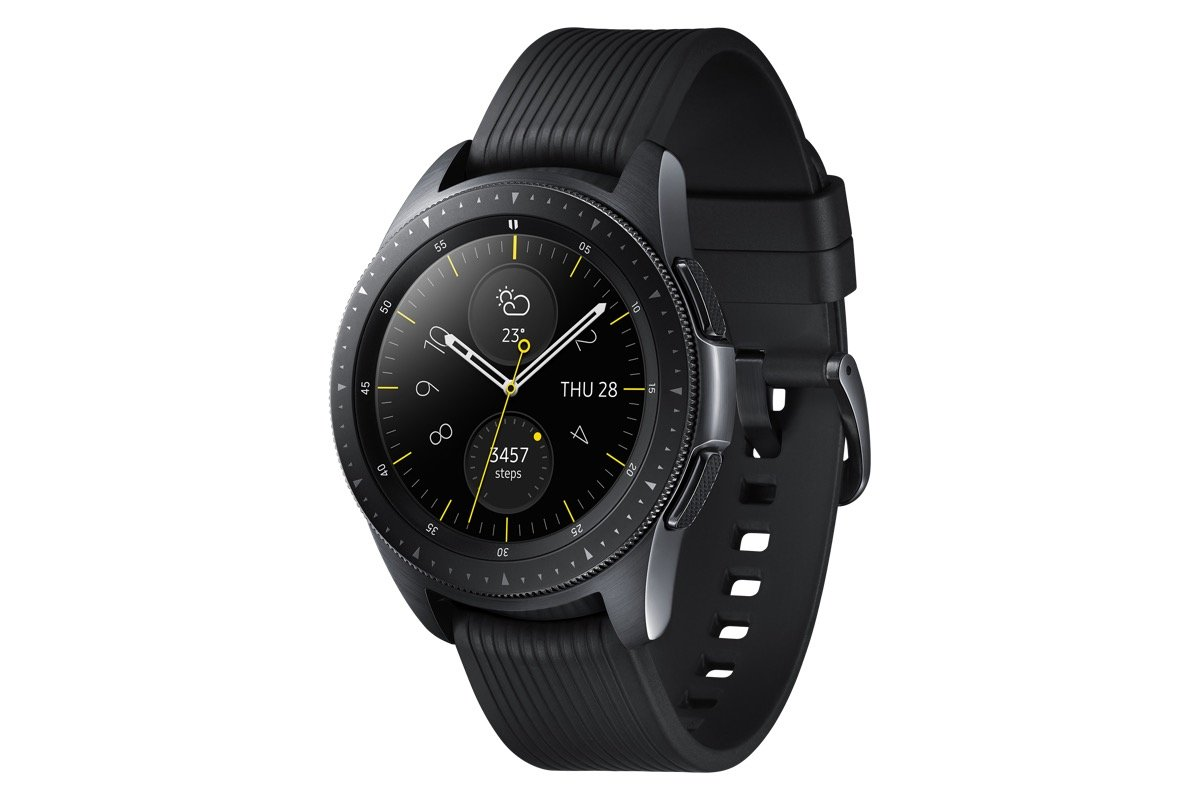 Samsung Galaxy Watch Schwarz