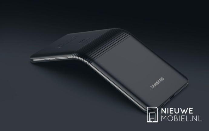 Samsung Smartphone Faltbar Konzept3