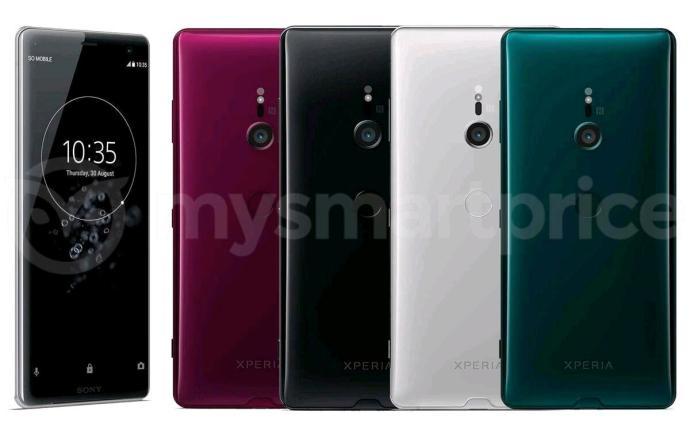 Sony Xperia Xz3 Farben