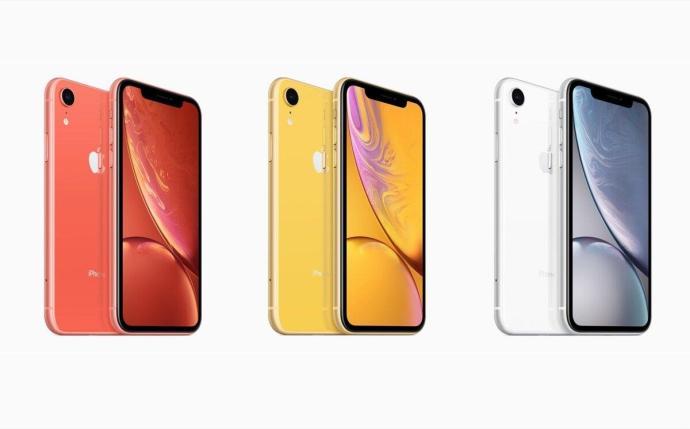 Apple Iphone Xr Farben2