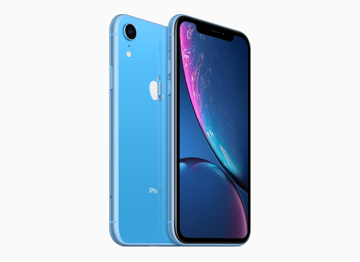 Apple Iphone Xr Header Neu
