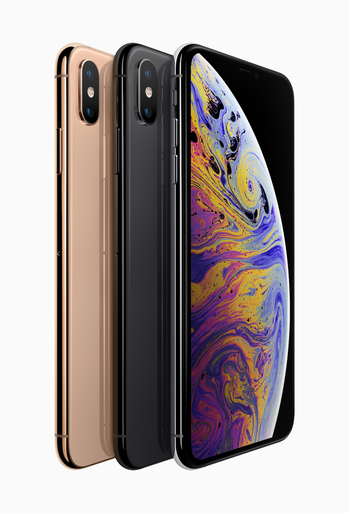 Apple Iphone Xs Lineup