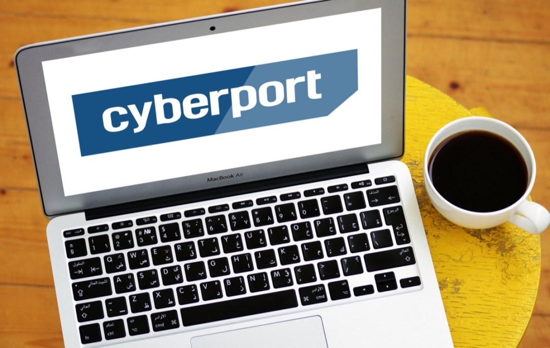 Cyberport Header