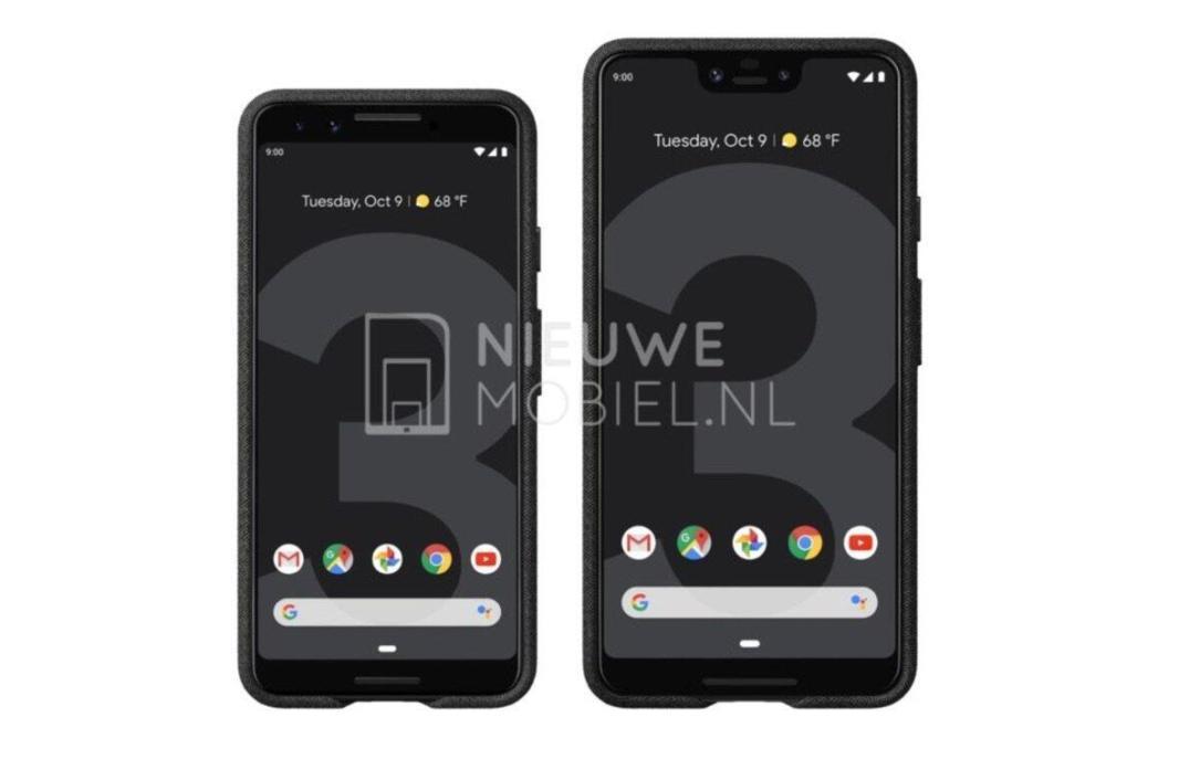 Google Pixel 3 Xl Presse Bild Header