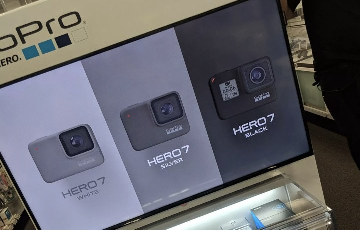 Gopro Hero 7 Leak