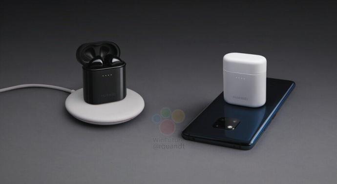 Huawei Mate 20 Pro Freebuds Bild