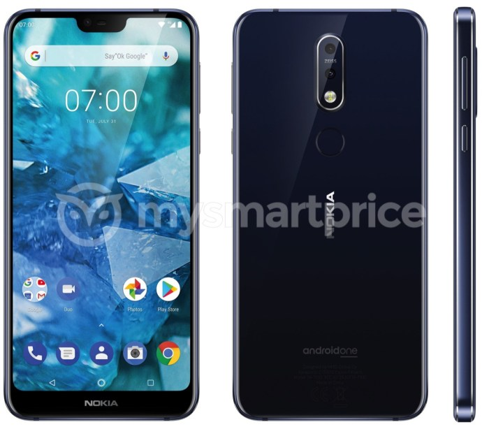 Nokia 7.1 Plus Render Kopie