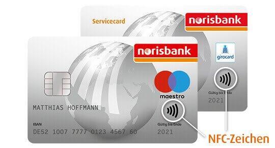 Norisbank Karten Neu 2018