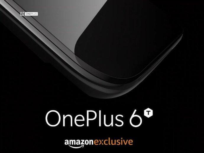 Oneplus 6t Amazon Indien