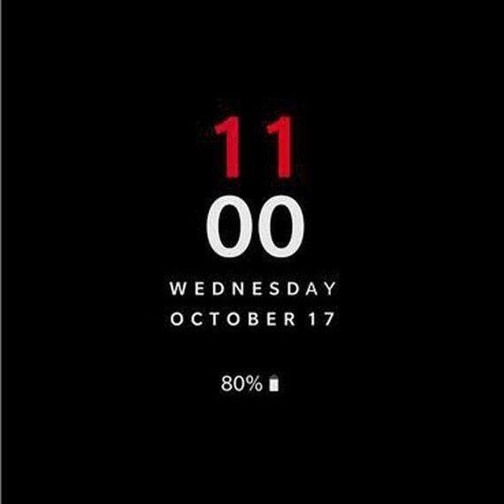Oneplus 6t Event Datum