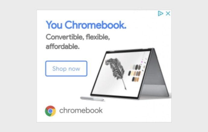 Pixelbook 2 Werbung