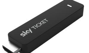Sky Ticket Stick 3d Render V2