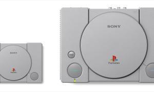 Sony Playstation Classic 1