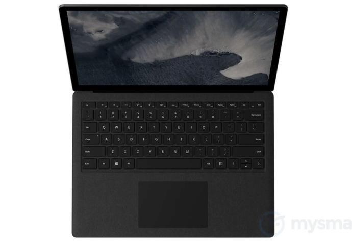 Surface Laptop 2 Schwarz1