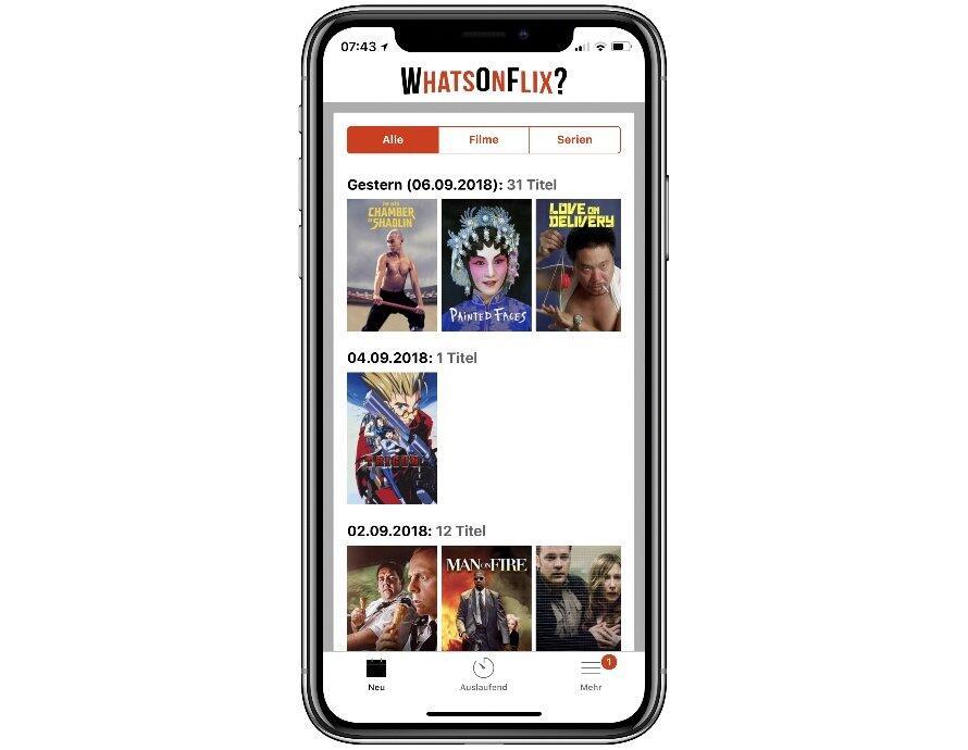 Whatsonflix Netflix