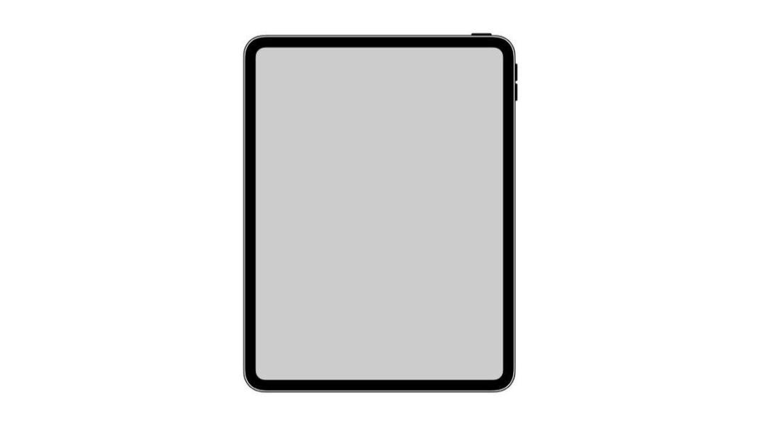 Apple Ipad Pro 2018 Icon