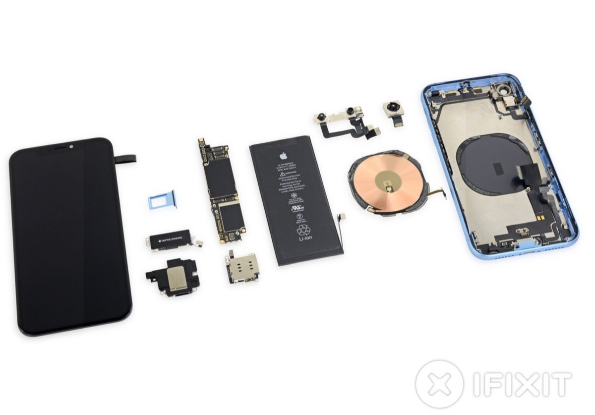 Apple Iphone Xr Teardown