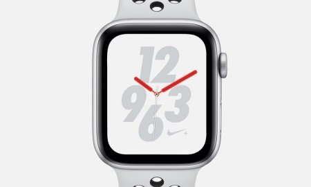 Apple Watch Series 4 Nike