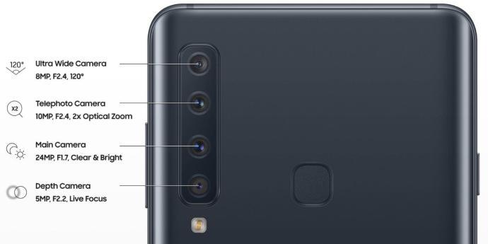 Galaxy Vier Kameras Samsung Leak