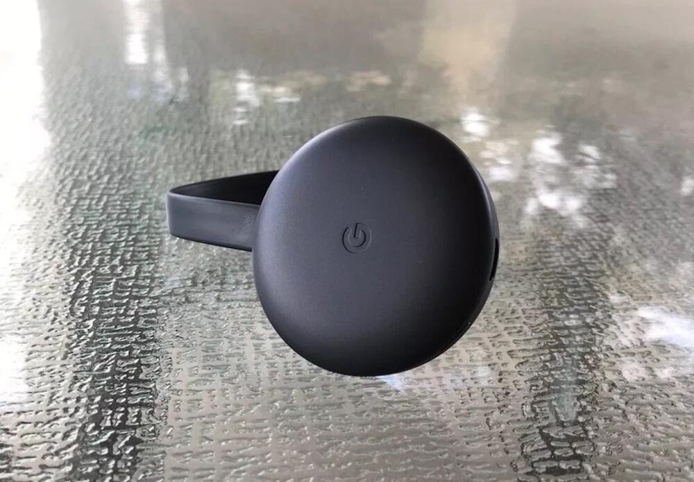 Google Chromecast 3 Leak