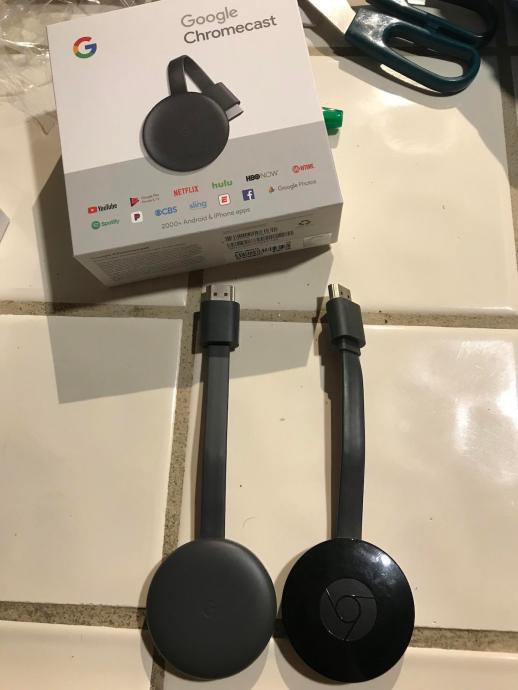 Google Chromecast 3 Vergleich