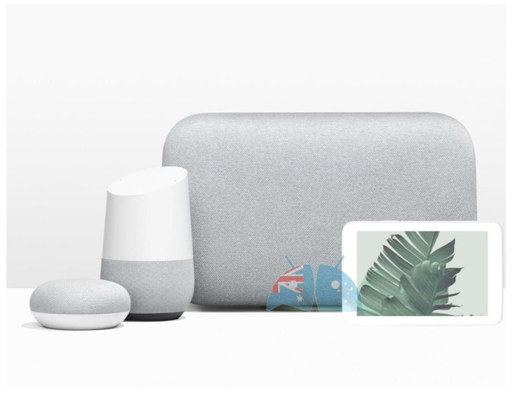 Google Home Updated Family With Home Hub
