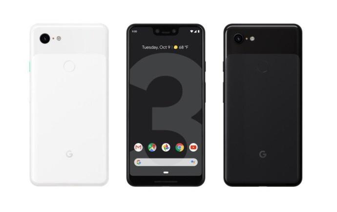 Google Pixel 3 Leak Header