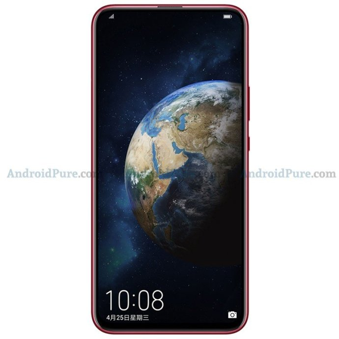 Honor Magic 2 Rot Front