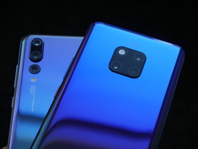 Huawei M20p P20p Vergleich3