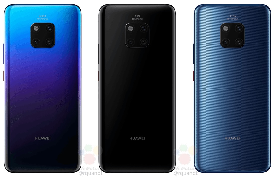 huawei mate 20 pro neues ger cht zum preis. Black Bedroom Furniture Sets. Home Design Ideas